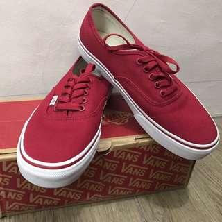 Vans Jester Red