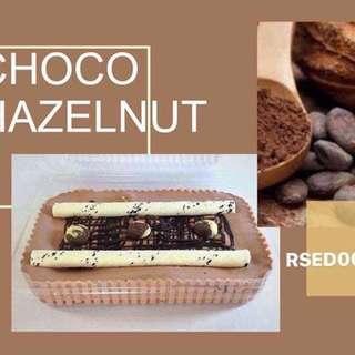 NuthinButTasty Desserts - Choco Hazelnut Cake