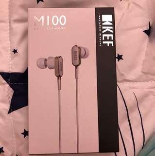 KEF 耳機