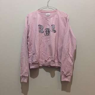 GAUDI - RBL pink sweater