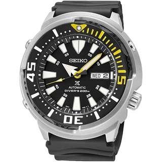 精工 SEIKO AUTOMATIC 自動錶 DIVER'S WATCH 潛水 SRP639K1 PROSPEX DIVER'S 200M 防水 SRP639-K1