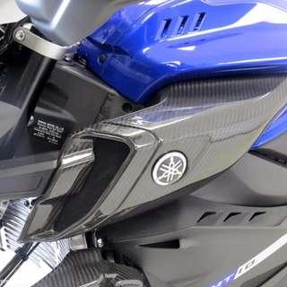 Powerbronze Carbon Fibre panels for Yamaha MT10