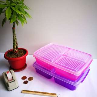 PRE💙D Authentic Green Leaf® XL Bento Box Lunch Systems