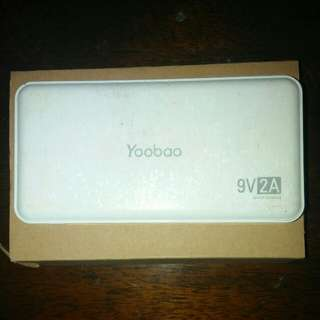 Quick Charge Powerbank Yoobao 9V2A