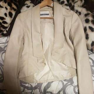 Size Small dynamite beige jacket