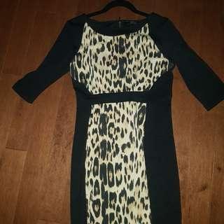 Zara dress fits s/m