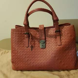 Bottega Veneta Roma Large Intrecciato Leather Tote c0d8e8be8b13d