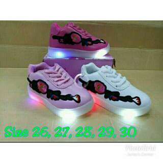 Shoes for Kids with Led Light