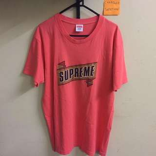 Supreme Emblem Tee Size Large SS13