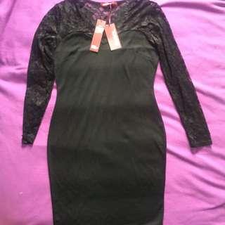 BRAND NEW PLUS SIZE EVENING DRESS
