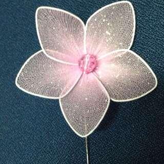 """3.5""""  Star Flower Lilac"""