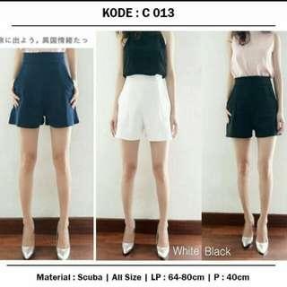 Short Pants / Kulot