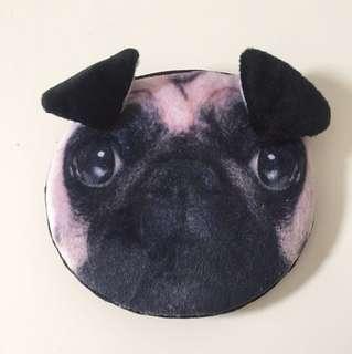 Pug coin purse