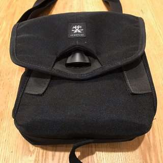 4 Million Dollar CRUMPLER photography bag