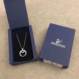 Authentic Swarovski Necklace (Brand New)