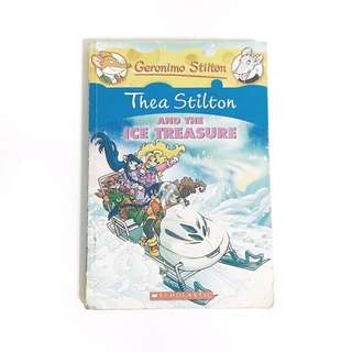FREE the ice treasure — thea stilton