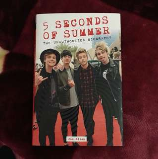 5 Seconds of Summer (5SOS) UNAUTHORISED BIOGRAPHY