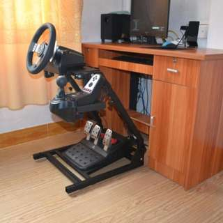 Foldable Wheel stand for g29 and other driving wheels