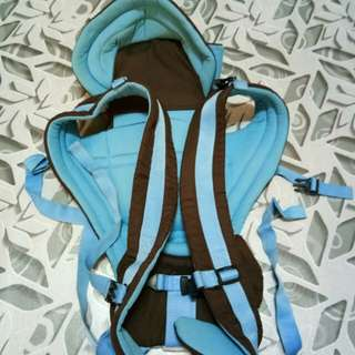 Preloved baby carrier
