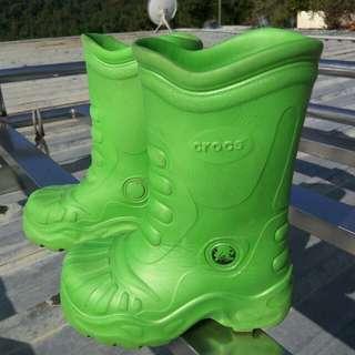CROCS 雨鞋