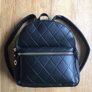 ZARA Black Backpack (Brand New!)