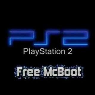 Ps2 playstation 2 (modify) mcboot softmod play games via usb or hdd