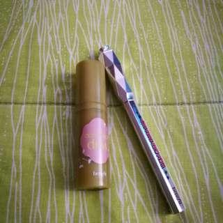 Bundle Benefit make up Dandelion dew and goof proof brow pencil