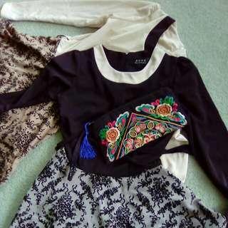 Dress sizes S & M