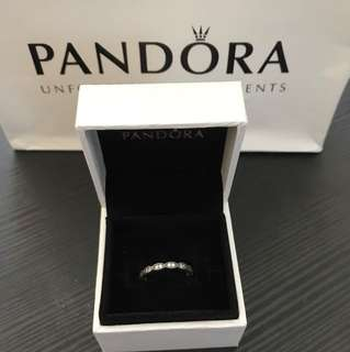 Pandora Authentic Ring Size 50