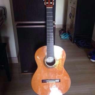 Manuel Adalid Classical Guitar-2014