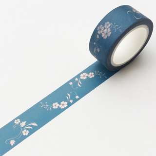 Floral Nonya Washi Tape // 20mm x 10m Washi tape
