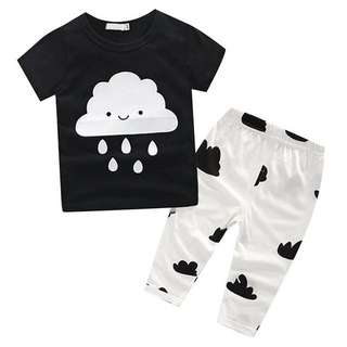 Tee and Pants Set . Ultra cute and good quality ! For 2 years old .