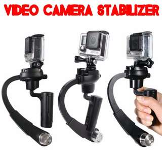 TGP027 Camera Video Handheld Stabilizer for GoPro Xiaoyi Action Camera