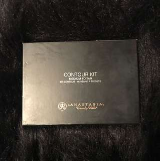 Anastasia Contour Kit: Medium to Tan