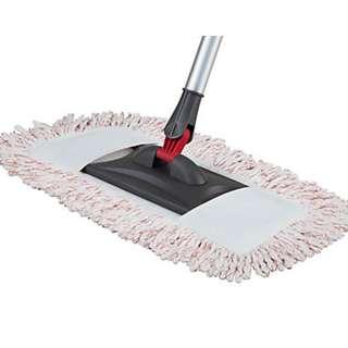 Rubbermaid Flexible Sweeper