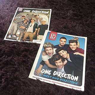 ONE DIRECTION COLLECTIBLES (1D) SET