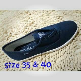 Keds Navy blue Shoes