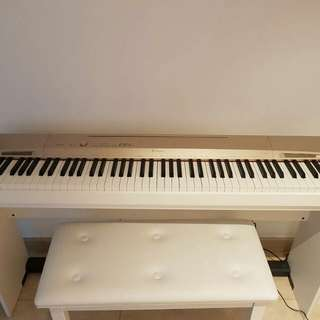 Casio Privia,The best Digital Piano Model in the world (White)