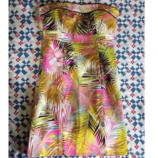 H&M Colorful Tube Dress