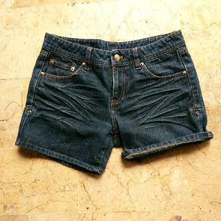 Hot Pants Jeans made in Japan