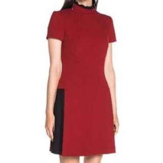 Cue Size 10 Winter Campaign Dress