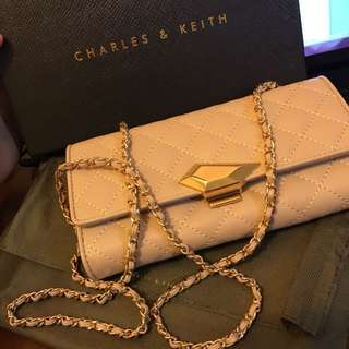 Wallet bags charles and keith