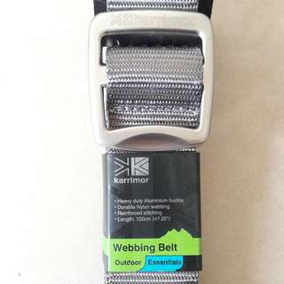 OUTDOOR Belt Karrimor - Free Postage