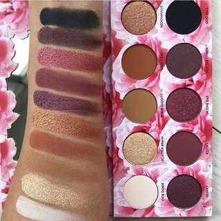 PO Laura Lee Los Angeles Cat's Pajamas Palette