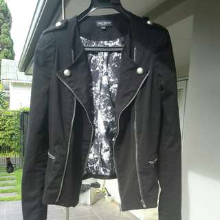 Just jeans jacket size 12