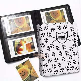 64 Pockets Mini Album Photo Case for FujiFilm Instax Films