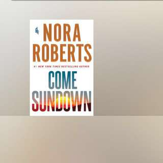 #FREE EBOOK Nora Robert's Come Sundown