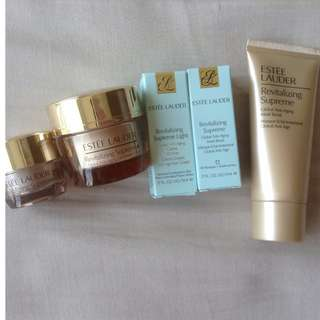 A few Estee Lauder Revitalizing Supreme samples from $10