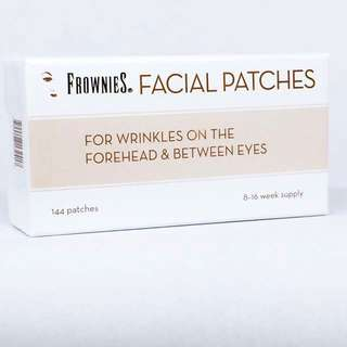 Instock Frownies Facial Patches For Wrinkles On Forehead & Between Eyes