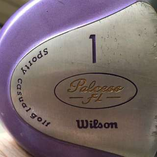 Ladies Wilson Right Handed Complete Golf Set
